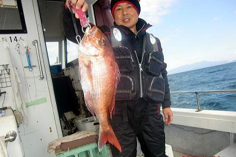 釣り(梅北)